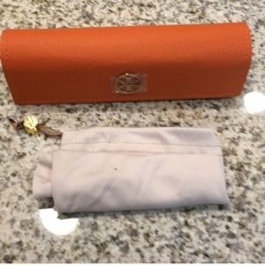 Brand New Tory Burch Sunglasses Case & dust bag